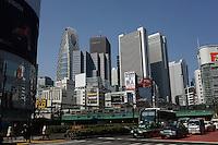 Buildings in Shinjuku