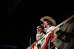 Billy Huckaby during first round of the Fort Worth Stockyards Pro Rodeo event in Fort Worth, TX - 8.9.2019 Photo by Christopher Thompson