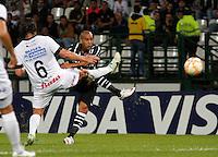 Once Caldas vs Corinthians 11-02-2015