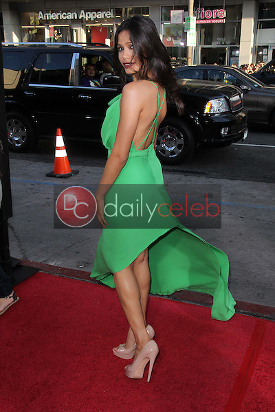 Freida Pinto<br /> at the &quot;Rise of the Planet of the Apes&quot; Los Angeles Premiere, Chinese Theater, Hollywood, CA. 07-28-11<br /> David Edwards/DailyCeleb.com 818-249-4998