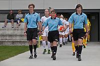 Capital Football (2) v New Zealand Football Development Team (4) 08.11.15