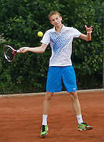 09-08-12, Netherlands, Hillegom, Tennis, NJK,  Mart Fox   Niels Kok