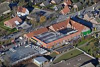 Neuengamme Zentrum: EUROPA, DEUTSCHLAND, HAMBURG, (EUROPE, GERMANY), 24.11.2007: Bergedorf, Vier und Marschlande, Neuengamme, Curslack, Heinrich Stubbe Weg, Neuengammer Hausdeich, Nico Clausen, Geschaeft, Zentrum, Handel, Baustelle, Neubau, Bau, Baugrundstueck,  Luftbild, Luftansicht, Air, Aufwind-Luftbilder..c o p y r i g h t : A U F W I N D - L U F T B I L D E R . de.G e r t r u d - B a e u m e r - S t i e g 1 0 2, .2 1 0 3 5 H a m b u r g , G e r m a n y.P h o n e + 4 9 (0) 1 7 1 - 6 8 6 6 0 6 9 .E m a i l H w e i 1 @ a o l . c o m.w w w . a u f w i n d - l u f t b i l d e r . d e.K o n t o : P o s t b a n k H a m b u r g .B l z : 2 0 0 1 0 0 2 0 .K o n t o : 5 8 3 6 5 7 2 0 9.C o p y r i g h t n u r f u e r j o u r n a l i s t i s c h Z w e c k e, keine P e r s o e n l i c h ke i t s r e c h t e v o r h a n d e n, V e r o e f f e n t l i c h u n g  n u r  m i t  H o n o r a r  n a c h M F M, N a m e n s n e n n u n g  u n d B e l e g e x e m p l a r !.
