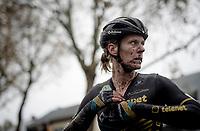 Ellen Van Loy (BEL/Telenet Baloise Lions) post-race<br /> <br /> Jaarmarktcross Niel 2019 (BEL)<br /> <br /> ©kramon