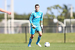 January 13, 2013: James Belshaw (Duke, England). Day 2 of the Combine. The 2013 adidas MLS Player Combine was held January 11-15, 2013 at Central Broward Regional Park in Lauderhill, Florida.
