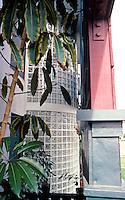 """Armistead """"Ted"""" Smith: Carlsbad Condos 1984. Detail. Photo '85."""