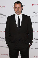 PLAYA VISTA, CA - NOVEMBER 19: Rufus Sewell at the 2015 Jaguar F-TYPE Coupe Global Debut held at Raleigh Studios on November 19, 2013 in Playa Vista, California. (Photo by Xavier Collin/Celebrity Monitor)