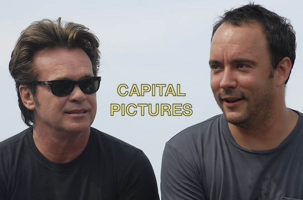 JOHN MELLENCAMP & DAVE MATTHEWS.Farm Aid 2007: A HOMEGROWN Festival at Randals Island,.New York, New York, USA,.9 September 2007..portrait headshot.CAP/ADM/BL.©Bill Lyons/AdMedia/Capital Pictures. *** Local Caption ***