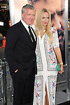 Anthony Michael Hall and date arriving at The Water Diviner Premiere held at the TCL Chinese Theatre Los Angeles CA. April 16, 2015