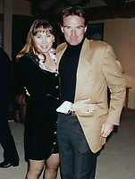 Jimmy Conners and wife Patty 1993<br /> Photo to By John Barrett/PHOTOlink/MediaPunch