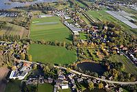 Ochsenwerder Wohnungsbauprogramm: DEUTSCHLAND, HAMBURG 29.10.2019: Ochsenwerder Butterberg