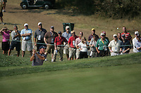 Phil Mickelson on the 4th hole in Saturday fourballs at the 37th Ryder Cup at Valhalla Golf Club, Louisville, Kentucky, USA - 20th September 2008 (Photo by Manus O'Reilly/GOLFFILE)