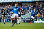 02.02.2019 Rangers v St Mirren: James Tavernier scores from the penalty spot
