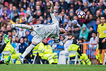 Sergio Ramos of Real Madrid in action during their La Liga match between Real Madrid and Valencia CF at the Santiago Bernabeu Stadium on 29 April 2017 in Madrid, Spain. Photo by Diego Gonzalez Souto / Power Sport Images