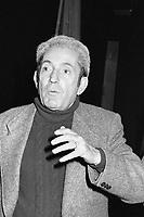- Milano 1976, Marcelino Camacho, dirigente storico del sindacato maggioritario spagnolo Comisiones Obreras (CCOO - Commissioni Operaie) e membro del Partito Comunista Spagnolo<br /> <br /> - Milan 1976, Marcelino Camacho, historical leader of the Spanish leading trade union Comisiones Obreras (CCOO - Workers' Commissions) and member of the Spanish Communist Party