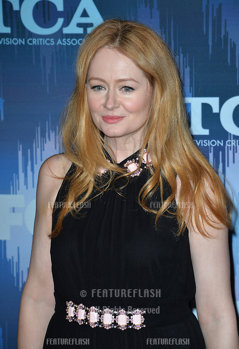 Miranda Otto at the Fox Winter TCA 2017 All-Star Party at the Langham Huntington Hotel, Pasadena, USA 11th January  2017<br /> Picture: Paul Smith/Featureflash/SilverHub 0208 004 5359 sales@silverhubmedia.com