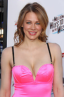 """Maitland Ward<br /> at the """"A Million Ways To Die In The West"""" World Premiere, Village Theater, Westwood, CA 05-15-14<br /> David Edwards/Dailyceleb.com 818-249-4998"""