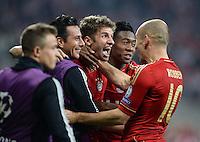 Fussball Champions League 2012/13: FC Bayern Muenchen - FC Barcelona