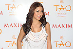 Maxim Cover Girl, Arianny Celeste. UFC Ring Girl, hosts the day at TAO beach, Las Vegas, NV, May 15, 2010 © Al Powers, PowersImagery.com