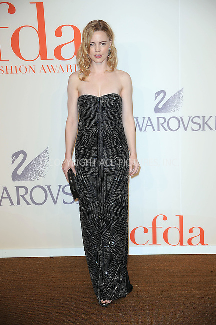 WWW.ACEPIXS.COM . . . . . ....June 15 2009, New York City......Actress Melissa George at the 2009 CFDA Fashion Awards at Alice Tully Hall, Lincoln Center on June 15, 2009 in New York City.....Please byline: KRISTIN CALLAHAN - ACEPIXS.COM.. . . . . . ..Ace Pictures, Inc:  ..tel: (212) 243 8787 or (646) 769 0430..e-mail: info@acepixs.com..web: http://www.acepixs.com