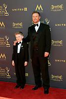 PASADENA - APR 30: Jacob Young at the 44th Daytime Emmy Awards at the Pasadena Civic Center on April 30, 2017 in Pasadena, California