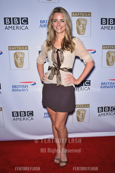 Trilby Glover at BAFTA/LA's sixth annual TV Tea Party to celebrate the Emmys at the Intercontinental Hotel, Century City..September 20, 2008  Los Angeles, CA.Picture: Paul Smith / Featureflash