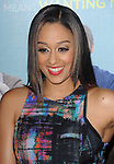 Tia Mowry attends That Awkward Moment Premiere held at The Premiere House at Regal Cinemas L.A. Live in Los Angeles, California on January 27,2014                                                                               © 2014 Hollywood Press Agency