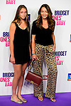 "Ana Antic and her daughter attends to the premiere of ""Bridget Jones, Baby"" at Kinepolis in Madrid. September 09, Spain. 2016. (ALTERPHOTOS/BorjaB.Hojas)"