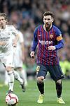 FC Barcelona's Leo Messi during La Liga match. March 02,2019. (ALTERPHOTOS/Alconada)