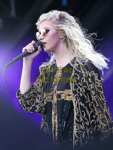 20 September 2014 - Las Vegas, Nevada - Taylor Momsen. 2014 iHeart Radio Music Festival Village at The Lot.   <br /> CAP/ADM/MJT<br /> &copy; MJT/AdMedia/Capital Pictures