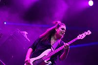 Elemeno-P performing at Jim Beam Homegrown, Wellington Waterfront, New Zealand on Saturday 7 April 2018.<br /> Photo by Masanori Udagawa. <br /> www.photowellington.photoshelter.com