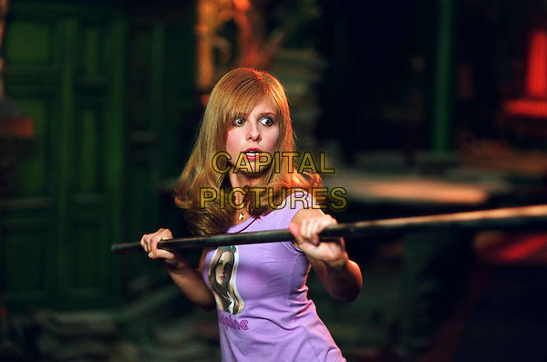 SARAH MICHELLE GELLAR .in Scooby Doo 2: Monsters Unleashed.Filmstill - Editorial Use Only.Ref: FB.www.capitalpictures.com.sales@capitalpictures.com.Supplied by Capital Pictures