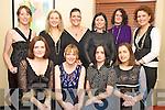Aoife Ni? Chaoimh, Deirdre Breathnach, Sorcha Ni? Chathain, Bri?d Ni? leidin, Linda Ple?amonn, Aoife Ni? Chonchu?ir, Ella Ni? Arrachtain, Aili?n Nu?i? Chearau?ill, Eili?s Ni? leathaobhain and Si?le Ni? Ghioli?n who sat their leaving certificate in Colaiste I?de in 1994, pictured as they held a class reunion in Lord Kenmares on Sunday 28th December.