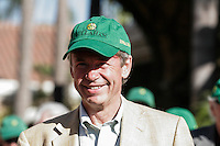 Donegal partner Joe Savage in the paddock for the Pacific Classic at Del Mar Race Course in Del Mar, California on August 26, 2012.
