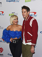 INGLEWOOD, CA - NOVEMBER 30: G-Eazy and Bebe Rexha attends 102.7 KIIS FM's Jingle Ball 2018 Presented by Capital One at The Forum on November 30, 2018 in Inglewood, California. <br /> CAP/MPIIS<br /> &copy;MPIIS/Capital Pictures