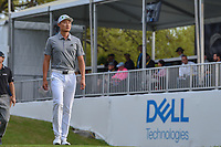 HaoTong Li (CHN) makes his way down 1 during day 4 of the WGC Dell Match Play, at the Austin Country Club, Austin, Texas, USA. 3/30/2019.<br /> Picture: Golffile | Ken Murray<br /> <br /> <br /> All photo usage must carry mandatory copyright credit (© Golffile | Ken Murray)