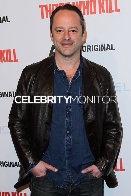 "HOLLYWOOD, LOS ANGELES, CA, USA - FEBRUARY 26: Gil Bellows at the Premiere Party For A&E's Season 2 Of ""Bates Motel"" & Series Premiere Of ""Those Who Kill"" held at Warwick on February 26, 2014 in Hollywood, Los Angeles, California, United States. (Photo by Xavier Collin/Celebrity Monitor)"