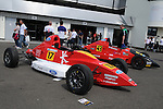 British Formula Ford : Ford Fair : Silverstone : 08 August 2010