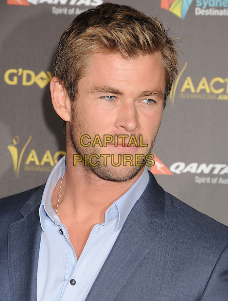 LOS ANGELES, CA - JANUARY 31: Actor Chris Hemsworth attends the 2015 G'Day USA Gala featuring the AACTA International Awards presented by Qantas at Hollywood Palladium on January 31, 2015 in Los Angeles, California.<br /> CAP/ROT/TM<br /> &copy;TM/ROT/Capital Pictures