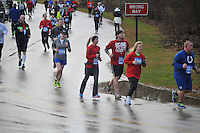 2014 Frostbite 5K Turn