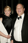 Harvey Weinstein with his wife Eve Chilton Weinstein<br />