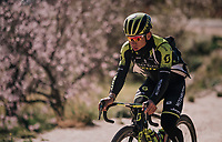 Caleb Ewan (AUS/Michelton-Scott)<br /> <br /> Michelton-Scott training camp in Almeria, Spain<br /> february 2018