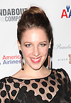 Jessie Mueller attending the Broadway Opening Night Performance after party for 'The Mystery of Edwin Drood' at Studio 54 in New York City on 11/13/2012