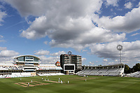 General view of play during Nottinghamshire CCC vs Essex CCC, Specsavers County Championship Division 1 Cricket at Trent Bridge on 13th September 2018