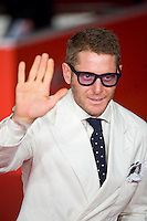 Lapo Elkann al red carpet per la proiezione del film Dallas Buyers Club. Lapo Elkann attends 'Dallas Buyers Club' Premiere during The 8th Rome Film Festival.