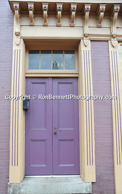 "Purple door Annapolis Maryland, door, Annapolis Maryland, door, Annapolis is the capital of Maryland, United States Naval Academy USNA, The Boat School, Canoe U, United States, Maryland, Mid Atlantic region, Seventh state to ratify the United States Constitution, Old Line State, Free State, Johns Hopkins University, Little America, State of Maryland United States of America, Baltimore, Oak forest, Piedmont Region, Pine groves in the mountains to the west, Chesapeake Bay, Severn River, temporary capital of the United States in 1783-1784, Annapolis Peace Conference, Province of Maryland, ""Town at Proctor's,"" Fine Art Photography by Ron Bennett, Fine Art, Fine Art photography, Art Photography, Copyright RonBennettPhotography.com ©"