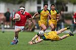 Rugby Union - NZSS Barbarians v Australia U19, 30 September 2019