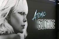 "LOS ANGELES - JUL 24:  Atmosphere at the ""Atomic Blonde"" Los Angeles Premiere at The Theatre at Ace Hotel on July 24, 2017 in Los Angeles, CA"