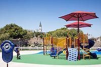 Heritage Park Play Island of Cerritos