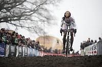 Wout Van Aert (BEL/Crelan-Vastgoedservice)<br /> <br /> Grand Prix Adrie van der Poel, Hoogerheide 2016<br /> UCI CX World Cup